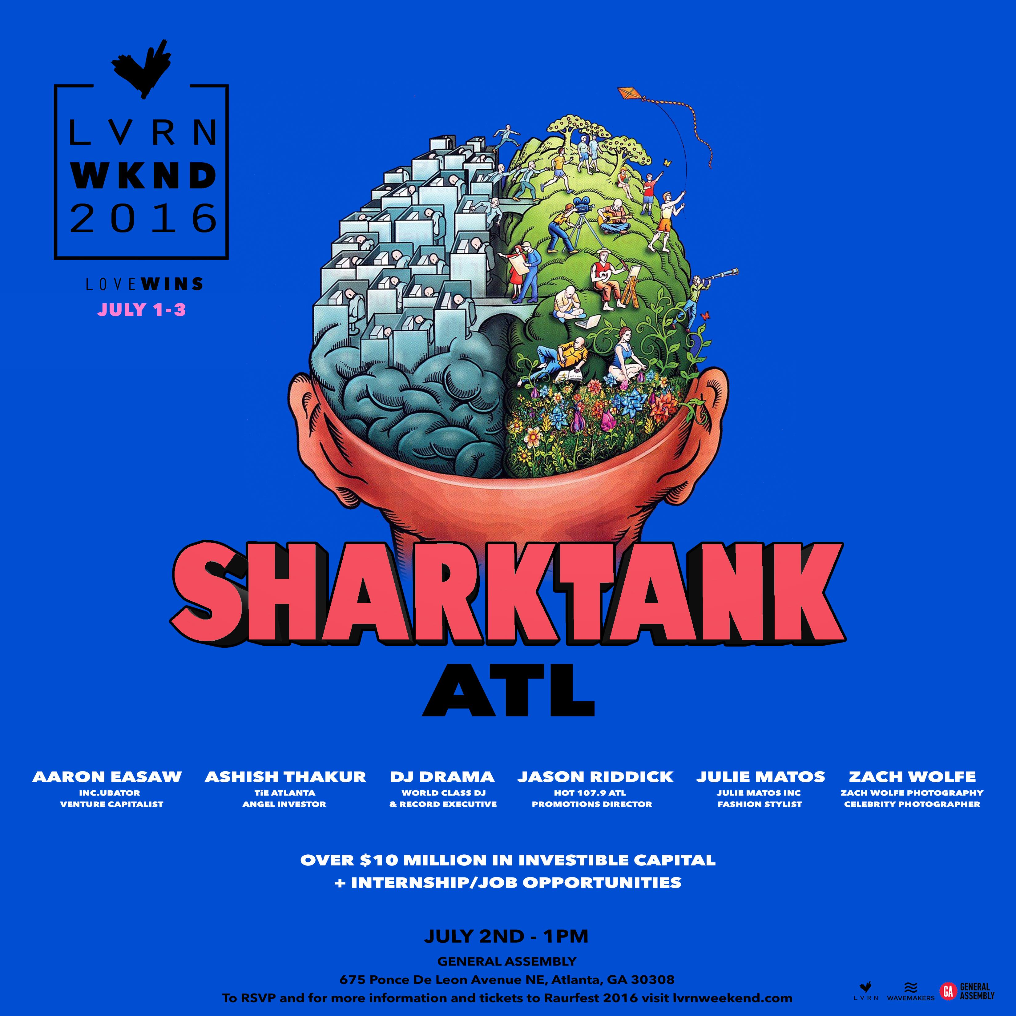 Shark Tank ATL